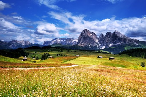 Val Gardena and Alpe di Siusi Hiking Tour