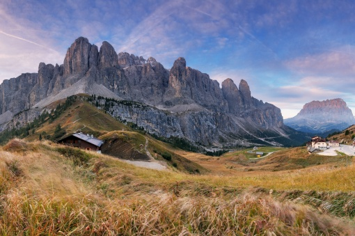 Alta Via N.2 of the Dolomites Hiking Tour